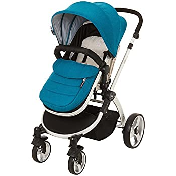 Amazon Com Elle Baby Journey Convertible Stroller Teal