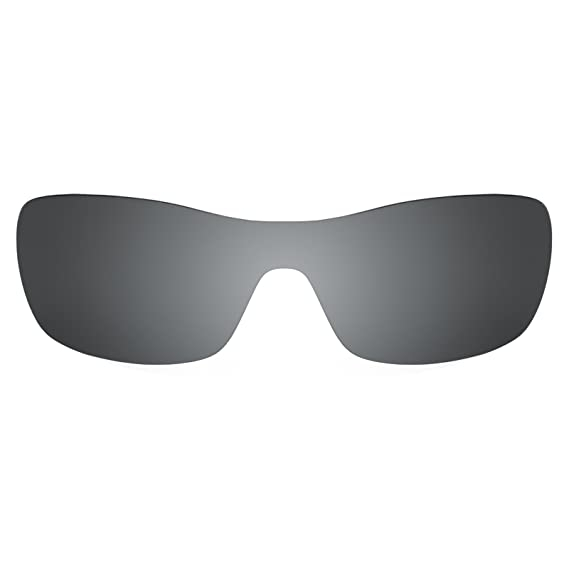 531abdc3ba0 Revant Replacement Lenses for Oakley Antix Black Chrome MirrorShield®   Amazon.co.uk  Clothing