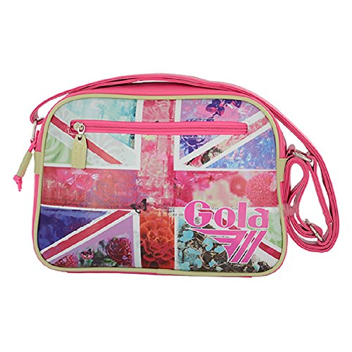 BORSA GOLA MINI REDFORD UJ FLORAL HOT PINK-WHITE