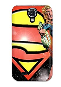 Sanp On Case Cover Protector For Galaxy S4 (supergirl Breaking Chains)