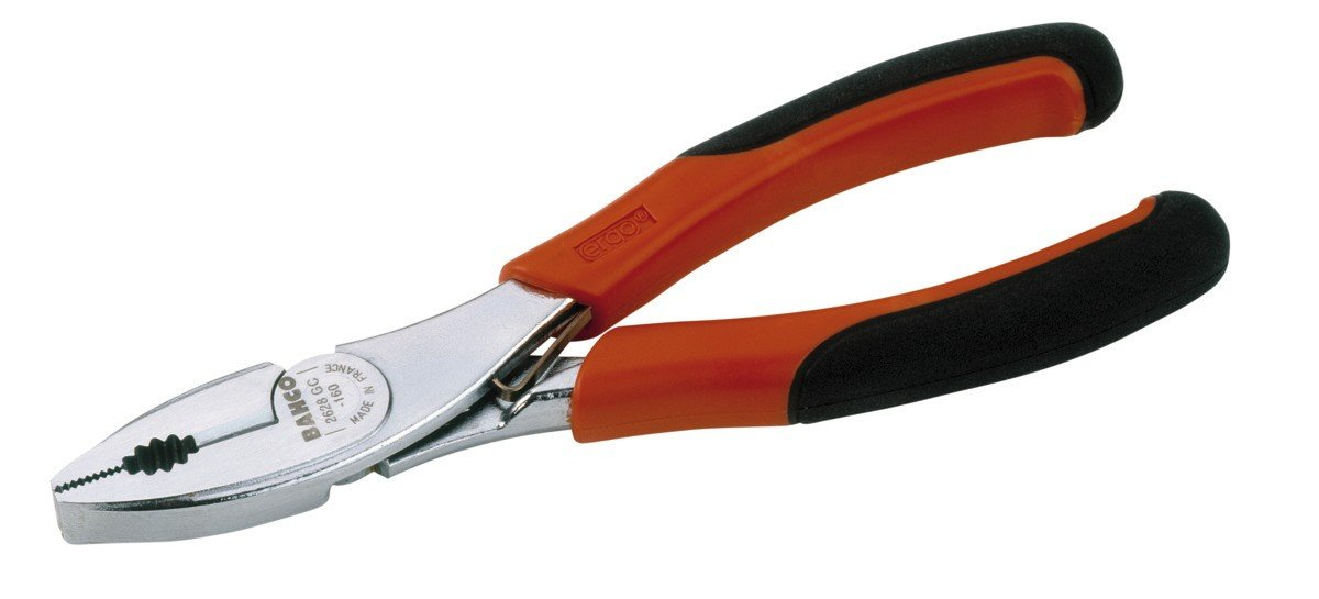 BAHCO Alicate Universal Cromado Gc-200Ip 2628 GC-200IP X5 UNIDADES: Amazon.es: Bricolaje y herramientas