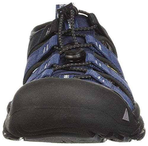 Pictures of KEEN Men's Newport Hydro-M Sandal Steel Grey/Paloma 6