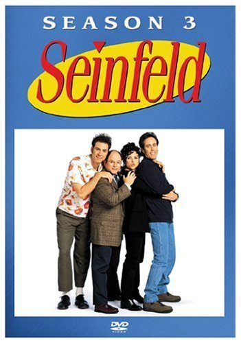 DVD : Seinfeld: The Complete Third Season (Boxed Set, Full Frame, , 4 Disc)