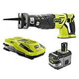18-Volt ONE+ Lithium-Ion Cordless Brushless Reciprocating Saw Kit with 9.0 Ah Battery and 18-Volt Charger