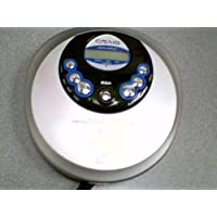 Craig Electronics International Ltd. Craig 60-SEC Anti-Skip Personal CD Player Model No: CD2863 (Craig CD Player #CD2863)