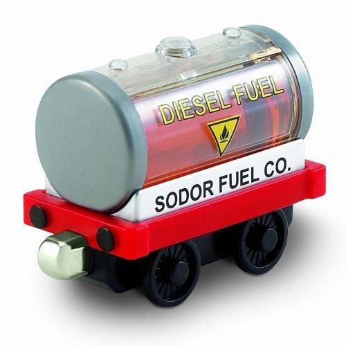 Fisher Price Thomas Take N Play Diesel Oil Tanker