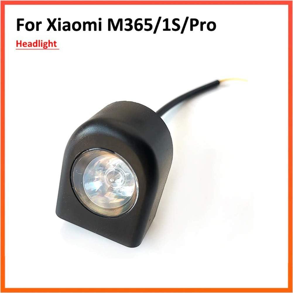 Zamelux Repuesto de luz Delantera para patinete el/éctrico Xiaomi M356 Pro.