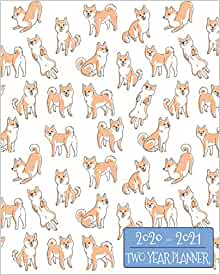 2021 SHIBA NO SUKEI Schedule Book Cute Dog Note Dairy Planner Journal Craft Cove