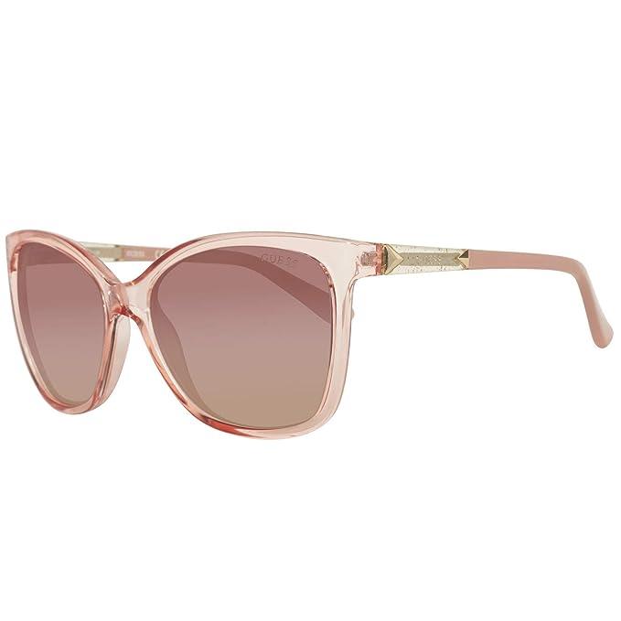 Gafas de sol Guess GU7456 C58 72F (shiny pink / gradient ...