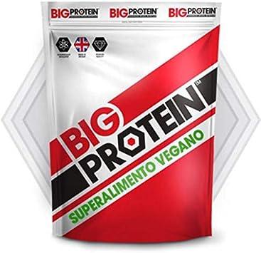 Proteína Vegetal en Polvo para Ganar Masa Muscular ...