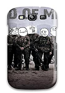 Tpu Fashionable Design Band Of Memes Rugged Case Cover For Galaxy S3 New