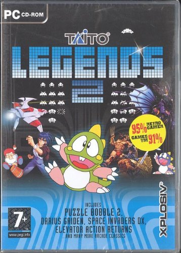 Taito Legends 2: PlayStation 2: Amazon.es: Videojuegos