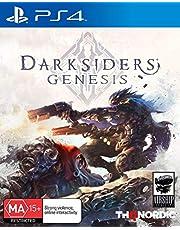 Darksiders: Genesis, PlayStation 4