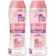 Dreft Blissfuls In-Wash Scent Booster - Baby Fresh Scent - HE Compatible (Works In ALL Machines) - Net Wt. 13.2 OZ (375 g) Each - Pack of 2