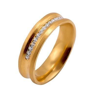 Buy Joyalukkas U and Me Collection 22k Yellow Gold Wedding Band Set