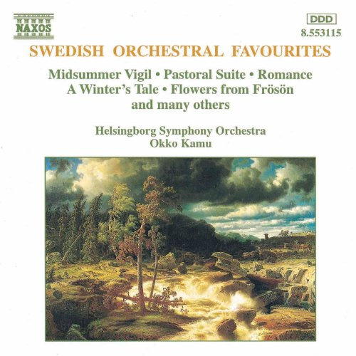 Swedish Orchestral Favourites,...