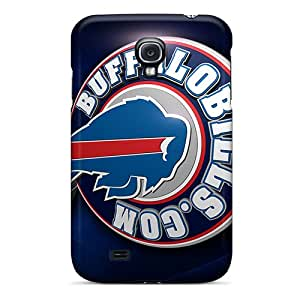 Durable Cell-phone Hard Cover For Samsung Galaxy S4 (bhR8790VhLc) Allow Personal Design Stylish Buffalo Bills Image
