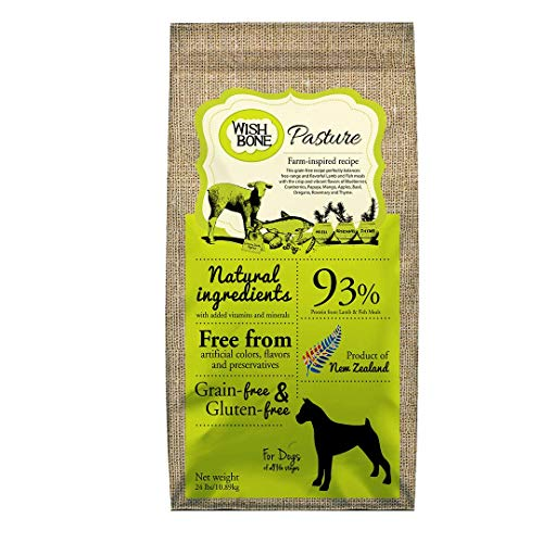 Wishbone Dry Dog Food – Pasture – Grain Free...