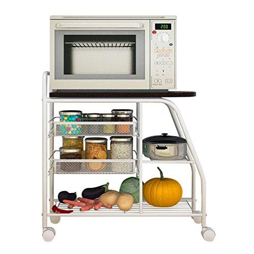 GYP Estante para horno de microondas Estante para hortalizas ...