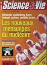 Science & Vie [n° 973, octobre 1998] Les nouveaux mensonges du nucléaire par Science & Vie