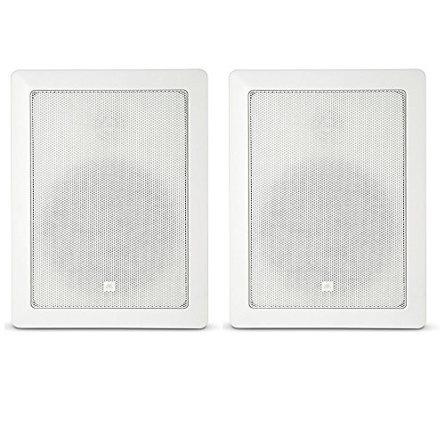 JBL CONTROL 128W Premium In-Wall Loudspeaker (sold as pair) by JBL Professional