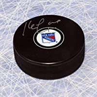 $51 » Kevin Lowe Signed Hockey Puck - Autographed NHL Pucks