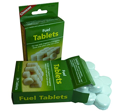 Coghlan's Solid Fuel Tablets 48 Pack