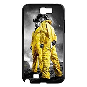 Samsung Galaxy N2 7100 Cell Phone Case Black Breaking Bad DOI Body Glove Cell Phone Case