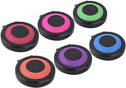 kangOnline 6 Colores/Set Reutilizable rápido Tinte para el ...