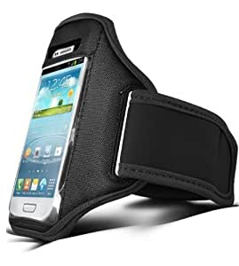 Shelfone Stylish For Sports Arm Band Strap Pouch Case Cover For Sony Ecrisson Xperia PRO L Black