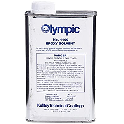 Olympic Epoxy Paint Thinner - 1 Quart