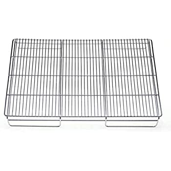 Amazon Proselect Stainless Steel Modular Kennel Replacement Floor Grate Large Pet