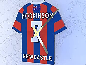 4c94ec03835 MyShirt123 NRL AUSTRALIA - NATIONAL RUGBY LEAGUE JERSEY CLOCK - ANY NAME & ANY  NUMBER -