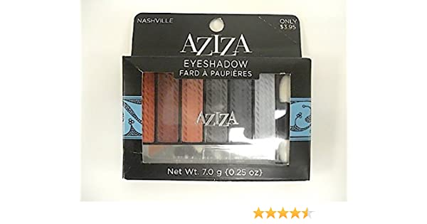 Amazon.com : Eyeshadow Nashville - 0.25 oz, (Aziza) : Eye Shadows : Beauty