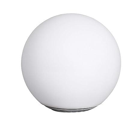 Bonetti Changement Lampe boule flottant solaire couleur LED IP67 RGB Ø 30  cm Lampe boule Lampe solaire Lampe décorative lampe d\'extérieur de jardin  ...