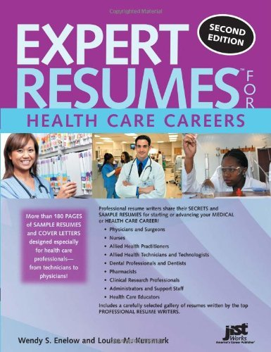 Expert Resumes for Health Care Careers nd