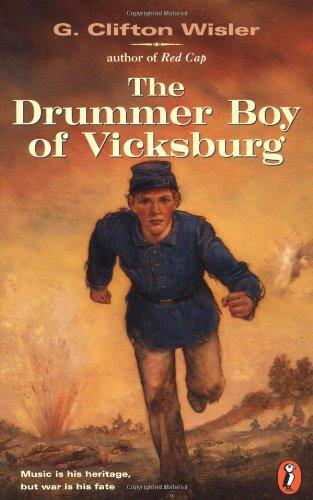 The Drummer Boy of Vicksburg (Novel)