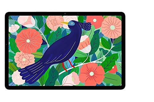 Samsung Galaxy Tab S7, Android tablet met pen, WiFi, 3 camera's, grote 8.000 mAh batterij, 11,0 inch LTPS-display, 128…