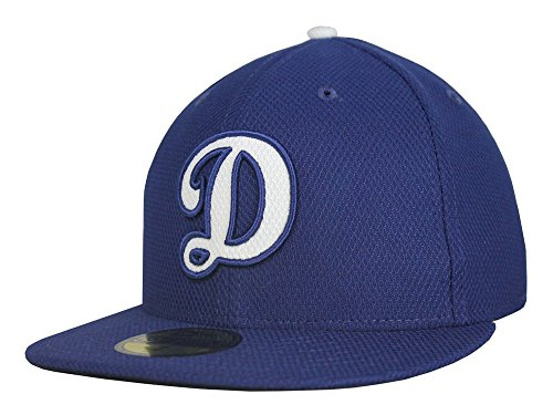 Home 59fifty Hats (MLB Los Angeles Dodgers Men's 2016 Home Diamond Era 59FIFTY Fitted Cap, 7 1/4, Royal)