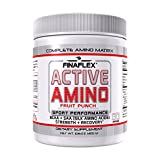 Finaflex Active Amino, Fruit Punch, 10.6 Ounce