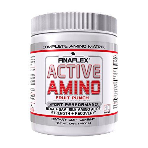 Finaflex Active Amino, Fruit Punch, 10.6 Ounce Review