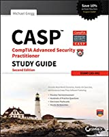 CASP CompTIA Advanced Security Practitioner Study Guide: Exam CAS-002, 2nd Edition Front Cover