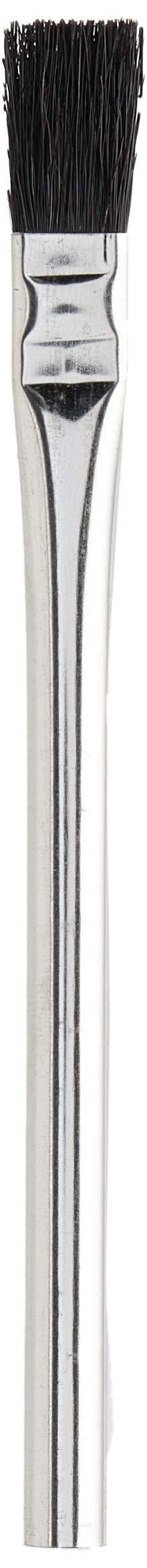 J.R. Edwards Tin Handle Brushes 6/Pkg-1/2