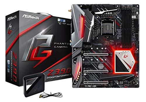 ASRock Motherboard (Z390 Phantom Gaming 9)