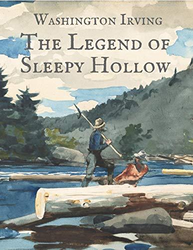 (Washington Irving: The Legend of Sleepy Hollow (English)