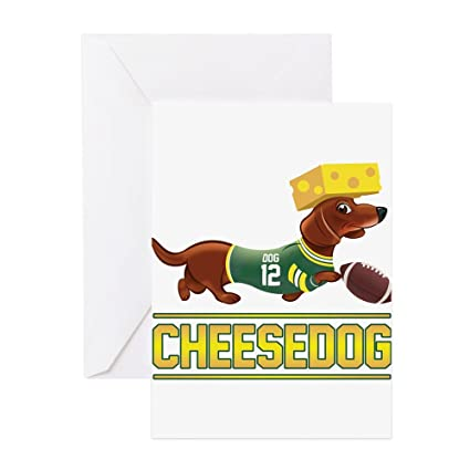 Amazon cafepress cheesedog 2 dachshund greeting cards cafepress cheesedog 2 dachshund greeting cards greeting card note card m4hsunfo