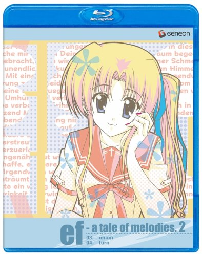 ef - a tale of melodies. 2 [Blu-ray]