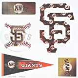 MLB 5-Piece 3D Multi-Magnets (1 Sheet)