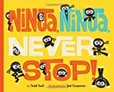 download ebook ninja, ninja, never stop! pdf epub