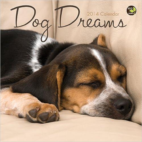 2014 Dog Dreams Mini Calendar